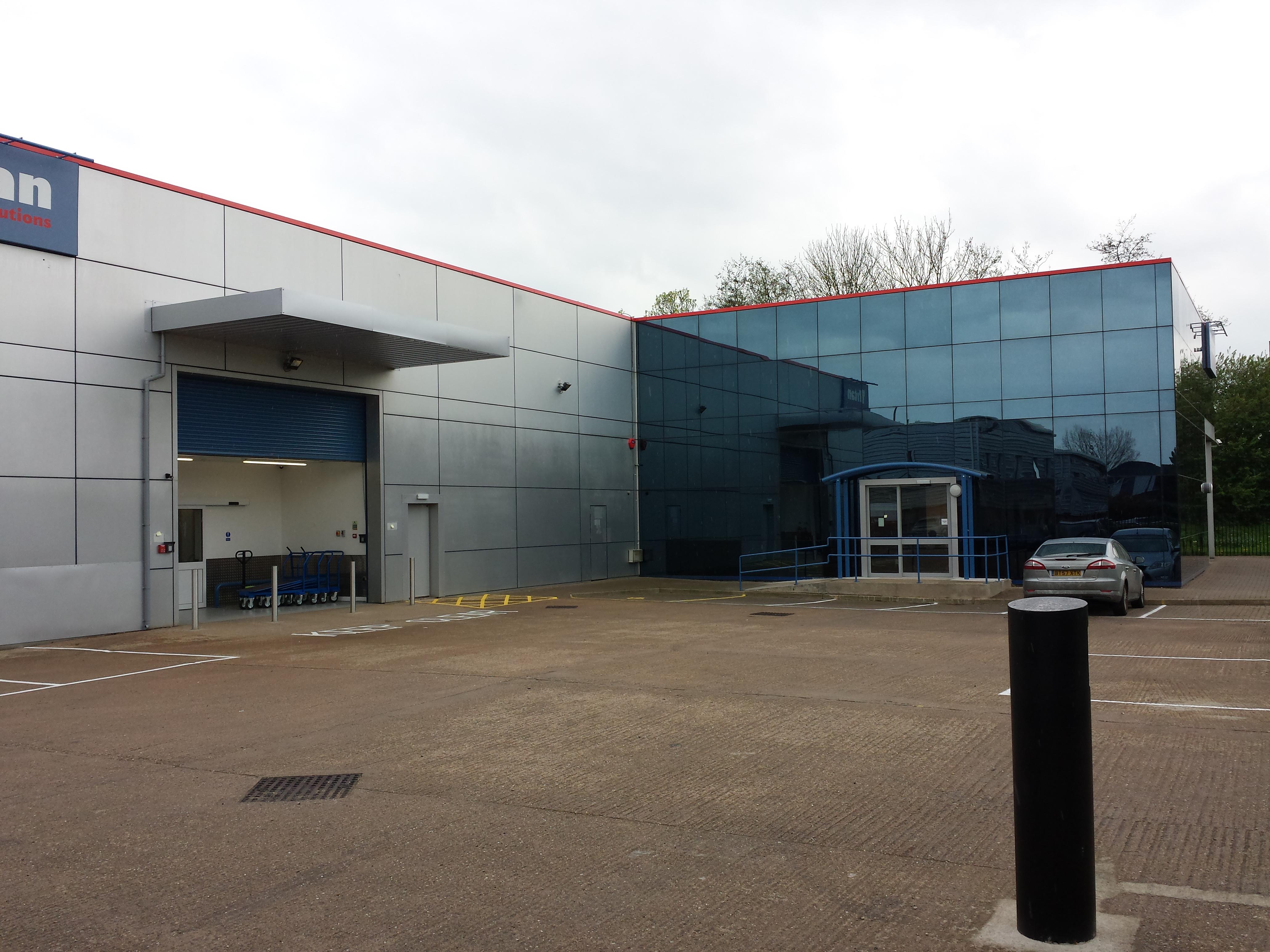 Titan Storage Leamington Spa